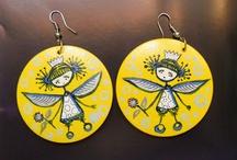 My handmade accessories / please visit me! diana.ciobanu.eu