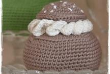 Virkat/Crochet