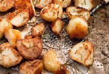 potatoes / by Heidi Scribner