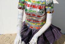 Sculpture waste