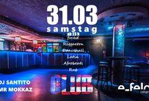 DA CLUB • Latinas • SA 31.03. @ E-feld Cologne • ab 23 h