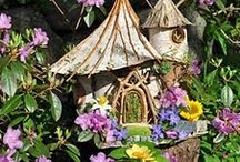 Fairy Gardens & Sayings / by Sharilyn Christensen