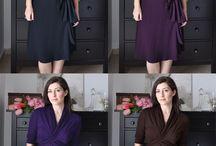 Project sunkstylish / Projekt sunkstylish = samla idéer för bekväma klänningar man kan sunka runt i hemma (eller på stan) utan att för den delen skämmas att synas i.. personligen vill jag ha mina fållar precis nedanför knäna.. Stina