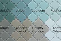 walls color combinations