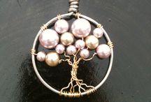 Perler Træ