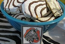 Zebra Birthday / by Krystal Cashmere-Tucker