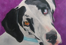 Dog Art / by National Mill Dog Rescue