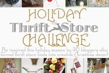 Thrift store ideas / by Cynthia Brown