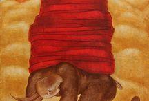 Julia Stankova (b.1954) / b. 1954, Bulgaria http://www.juliastankova.com/