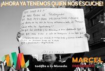 AFP / #marcelclaude #marcelclaude2014 #marcelclaudepresidente #todosalamoneda #afp