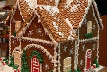 Gingerbread House / by Cynthia Ugarte