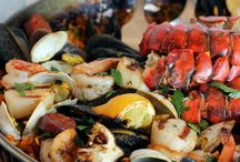Seafood Recipes / From simple to extravagant seafood recipes!