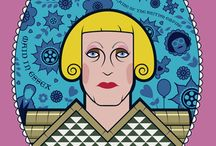 Grayson Perry / Great Moderns Series of Artist Portraits