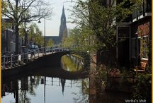 Sights in Holland / Tourist attractions, mustsees in the Netherlands