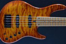 handmade bass guitar uk