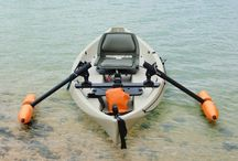 Boats / Fly fishing rigs