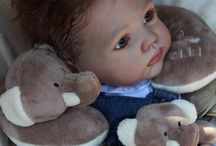 Lifelike baby dolls / by Diana McNeilly