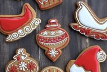 gingerbread cookies decorated