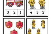 Scuola infanzia / Vigili del fuoco
