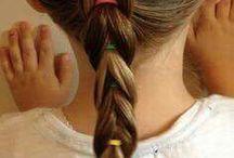 Mia's hair