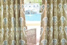 Kravet Custom Drapery by DrapeStyle / Kravet Fabrics and DrapeStyle.  What could be a better pairing.  We've been making custom drapery in Kravet for over a decade and we have access to any fabric in the Kravet line including Thom Felicia, Lee Jofa, Barbara Barry and Candice Olson.  Order fabric samples online at www.DrapeStyle.com or call one of our Design Team at 800-760-8257. / by DrapeStyle