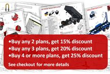 DISCOUNT COUPONS - Trailer Plans