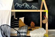 HOME | KIDS ROOM / by Jess Wilcox
