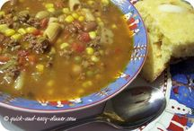 What's Cooking - Soups
