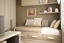 Small spare bedroom