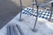 Re-doing outdoor chairs