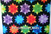 PersimmonQuilts.com (1) 2015 Customer Quilts / Some of the quilts longarmed in 2015 by Le Ann Weaver of Persimmonquilts.