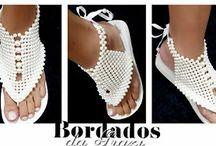 sandalet suslemeleri