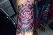 Tattoo / by Ashley Whitesel