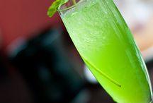 Green Drank / Sláinte!
