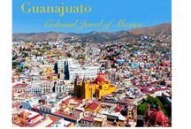 Guanajuato, Colonial Jewel of Mexico / This 110 page book is a photographic journey through one of the most beautiful cities in Mexico. Travel up and down the streets and alleys of Guanajuato, Mexico in this colorful exploration by two world travelers, Doug and Cindy Fisher.