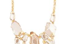 Jewelry / by Megan Giacchina Obinor