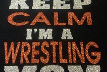Wrestling love! / by Jamie Bryant