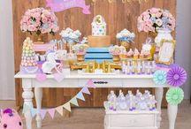 Ideias de festa de aniversário