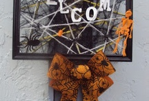 Halloween and Fall Decor / Halloween decor, recipes and fun ideas.