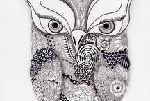 Doodling & Zentangles