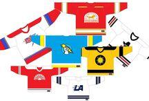 Crossover Sports Hockey Jerseys
