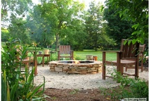 Fire  Pit / by Ashley Spotswood