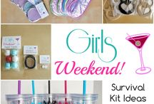 Girls Weekend Ideas