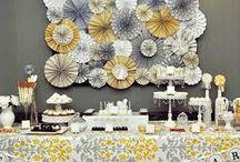 decoracion mesas cumpleanos