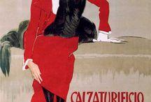 ビンテージポスター italia