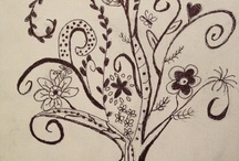 Art + Doodling and Creative Healing
