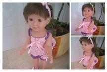 Ropita muñeca
