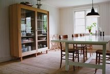 Decor / Inspiration for my never ending re-decoration and for future dream house / by Jenny Cowan