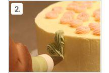 Cake decorator extraordinaire