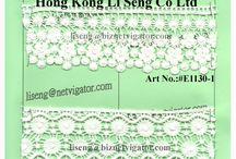 "We are Lace Trim Factory Wholesale Supplier - Hong Kong Li Seng Co Ltd / Introduce Good Supplier  To Fashion Designer, Apparel Merchandiser, Sourcing Manager and Buyer Officer  We are Lace Trim Manufacturer Wholesale and Supplier  "" Hong Kong Li Seng Co Ltd ""  The Best Global Sourcing Agents Specify manufacturer and supplier  Lace Trims Blog Catalog http://laceandtrims.weebly.com  "" Hong Kong Li Seng Co Ltd ""  Garment Accessories Supplier  liseng@biznetvigator.com"